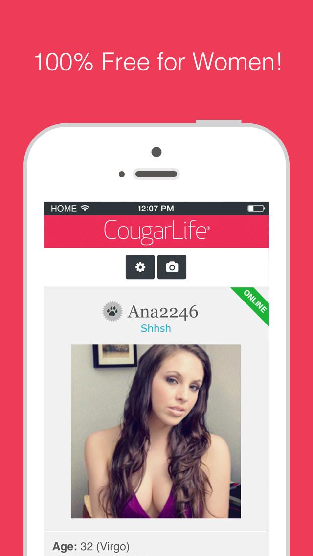 cougar life ad